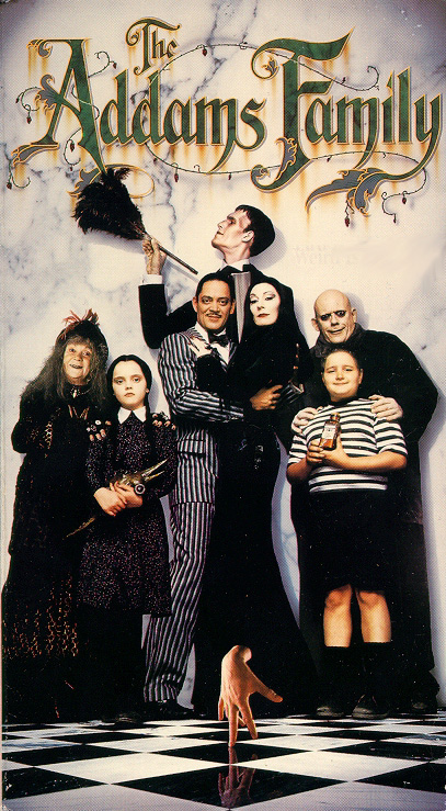 the unofficial addams family web site. Black Bedroom Furniture Sets. Home Design Ideas