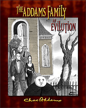 the addams family eviloution addams family set