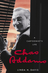Charles Addams biography cover thumbnail
